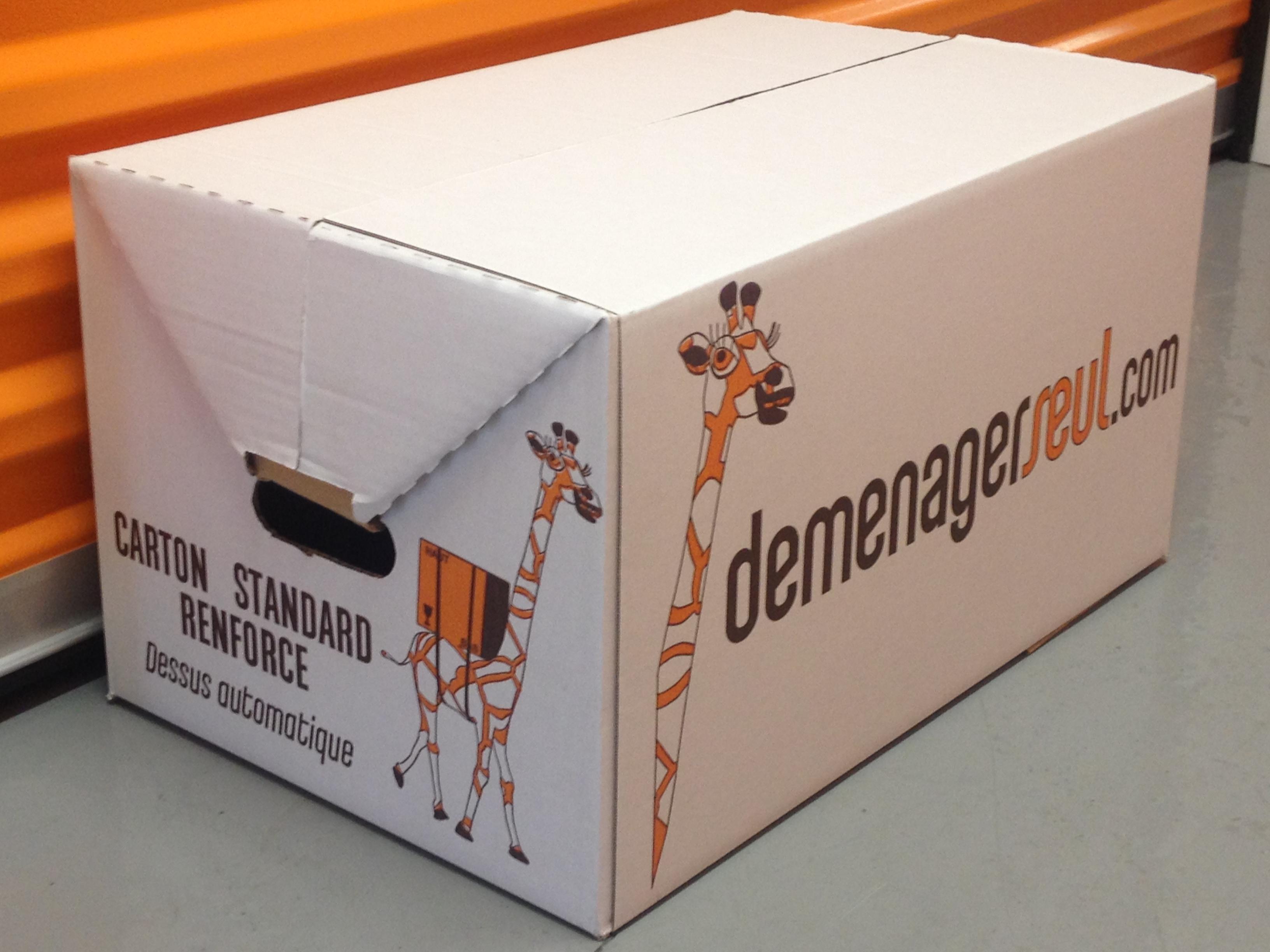 angers stockage promotion 20 cartons renforc s avec poign es 32. Black Bedroom Furniture Sets. Home Design Ideas